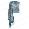 шарф из павлопосадского платка