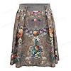 юбка из павлопосадского платка