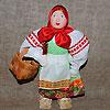 авторская кукла русский сувенир