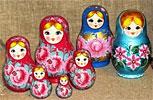 матрешка русская