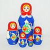русская матрешка, фотография 6