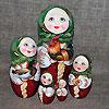 матрешка - русский сувенир, фотография 12