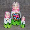 матрешка - русский сувенир, фотография 6