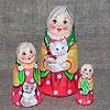 матрешка - русский сувенир, фотография 7