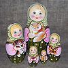 матрешка - русский сувенир, фотография 9