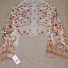 шеловый платок павлопосадский (павлов посад) в подарок 8 марта