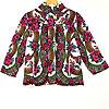 пиджак - яркая стильная одежда я люблю матрешка, фотография 2