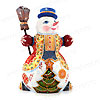 кукла снеговик, фотография 6