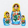русская матрешка, фотография 3