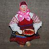 авторская кукла русский сувенир, фотография 1