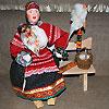 авторская кукла русский сувенир, фотография 12