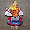 авторская кукла русский сувенир, фотография 5