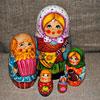 русская матершка, фотография 9