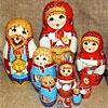 матрешка русская, фотография 1