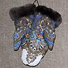 рукавицы из павлопосадского платка, фотография 1