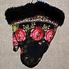 рукавицы из павлопосадского платка, фотография 3