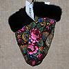рукавицы из павлопосадского платка, фотография 6