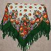 павлово посадские платки купить в магазине русских сувениров, фотография 15