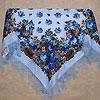 павлово посадские платки купить в магазине русских сувениров, фотография 16