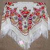 павлово посадские платки купить в магазине русских сувениров, фотография 17