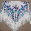 павлово посадские платки купить в магазине русских сувениров, фотография 5