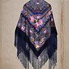 павлово посадские платки купить в магазине русских сувениров, фотография 6