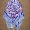 павлово посадские платки купить в магазине русских сувениров, фотография 10