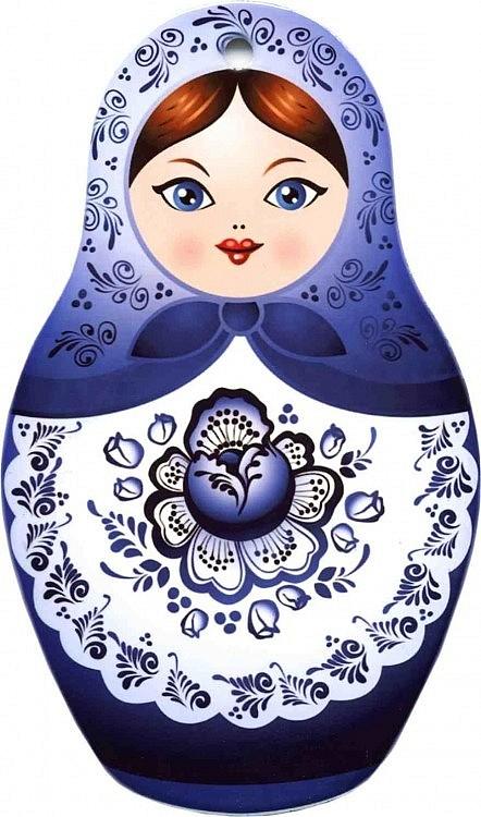 Матрешки, платки и сувениры к 23-му февраля, фотография 2