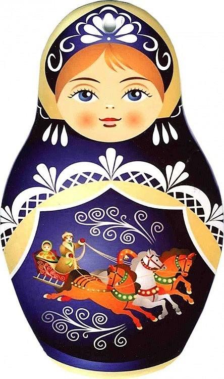 Матрешки, платки и сувениры к 23-му февраля, фотография 3
