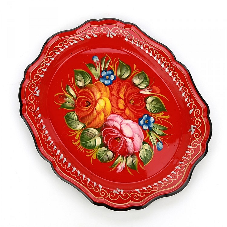 Платки, шкатулки, подносы и другие новые сувениры, фотография 13