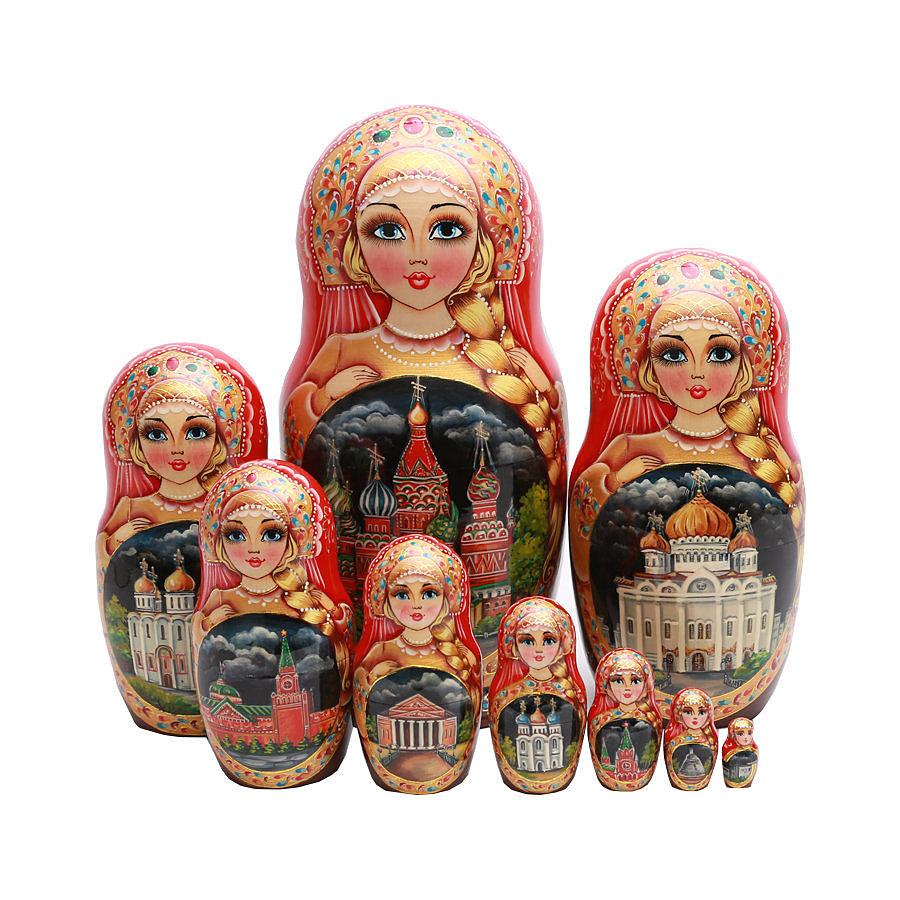 Сувениры на ЧМ 2018 по футболу, подносы, яйца Фаберже, шкатулки, гжель