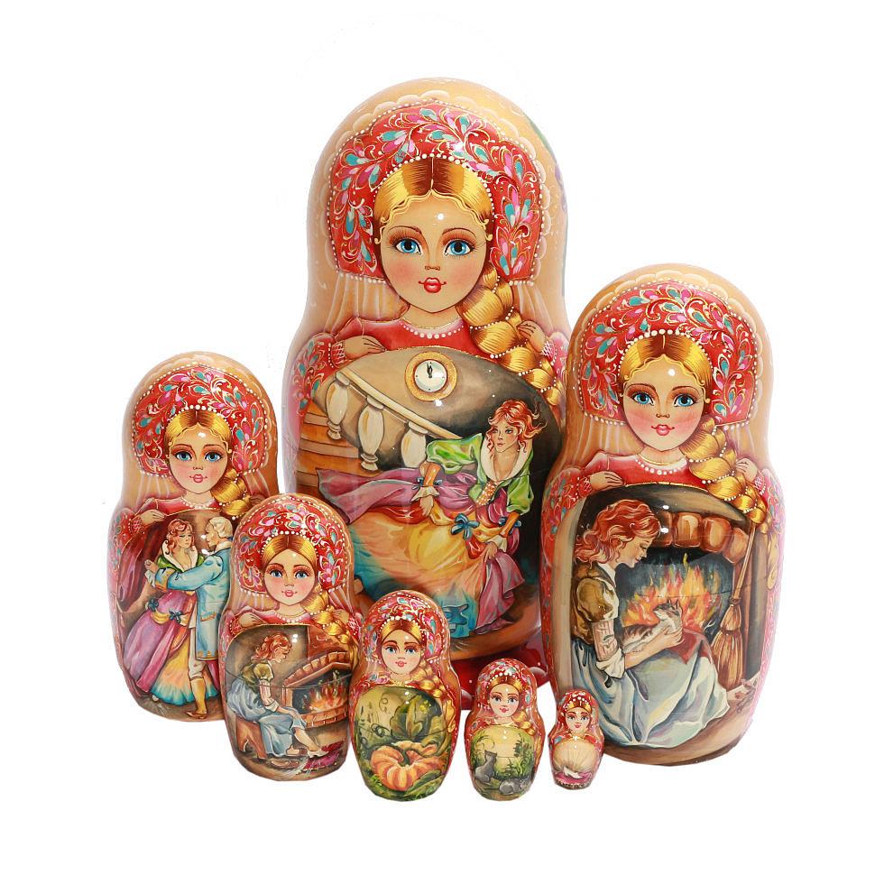 Платки, матрешки, сувениры ЧМ 2018 и много другое, фотография
