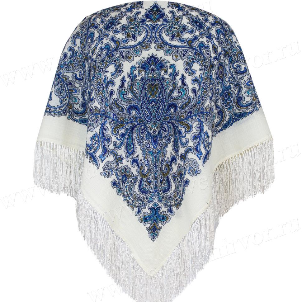 платок павлопосадский оберег купить