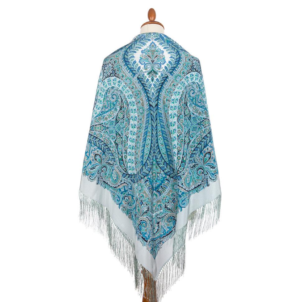 павлопосадские платки из шелка