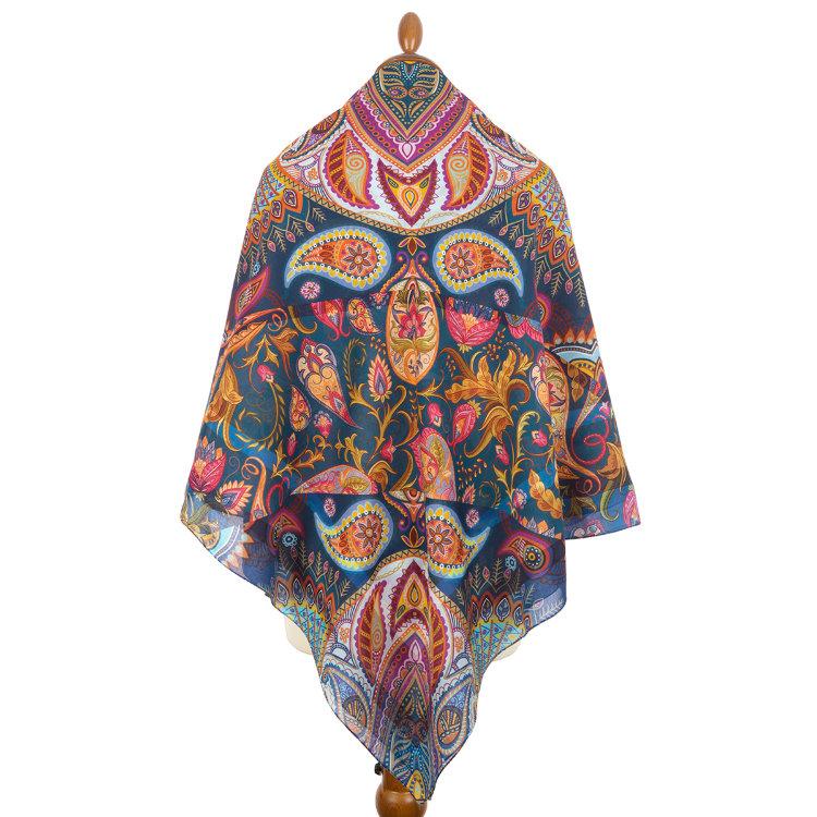 павлопосадские платки из вискозы
