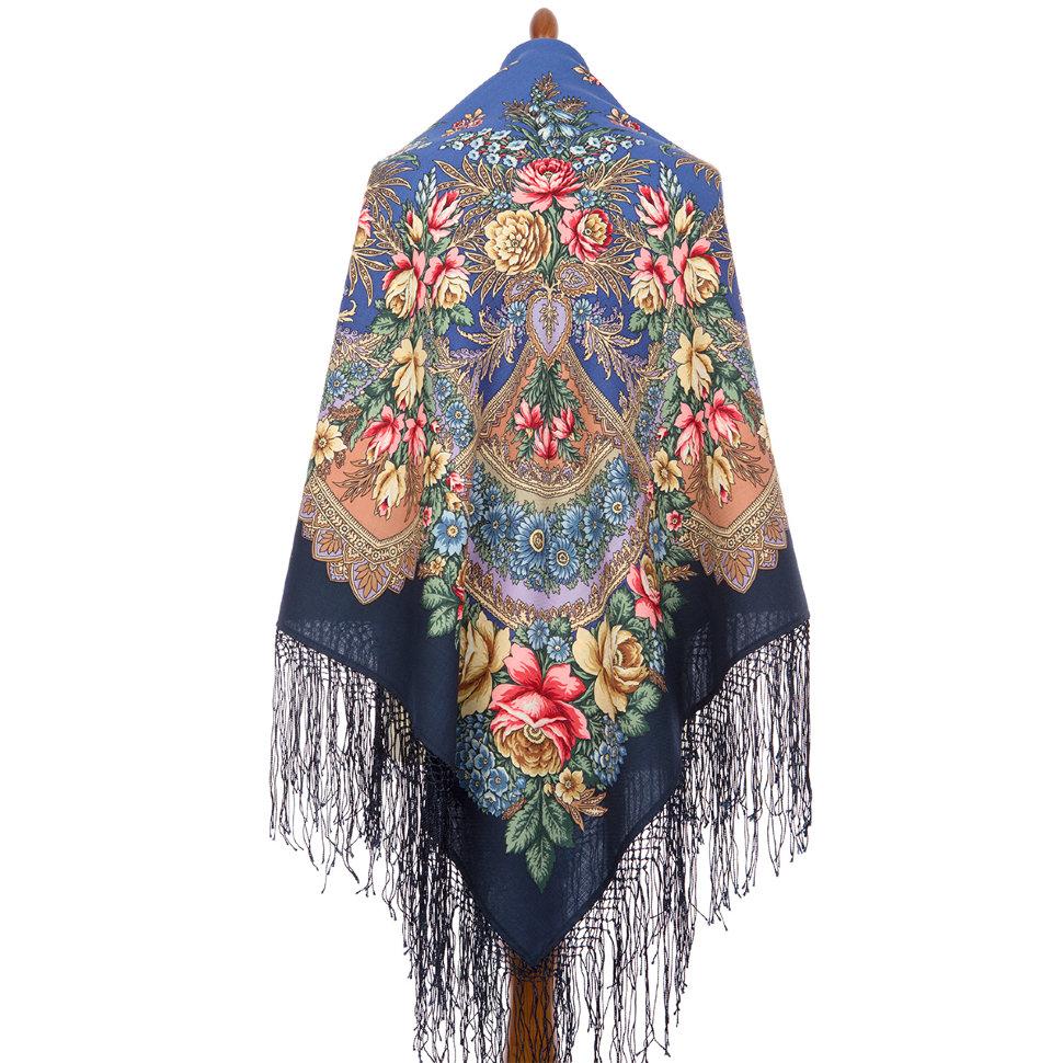 платок павлопосадский василиса