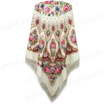 Декор из носовых платочков. Цветы и бант. Мастер-классы