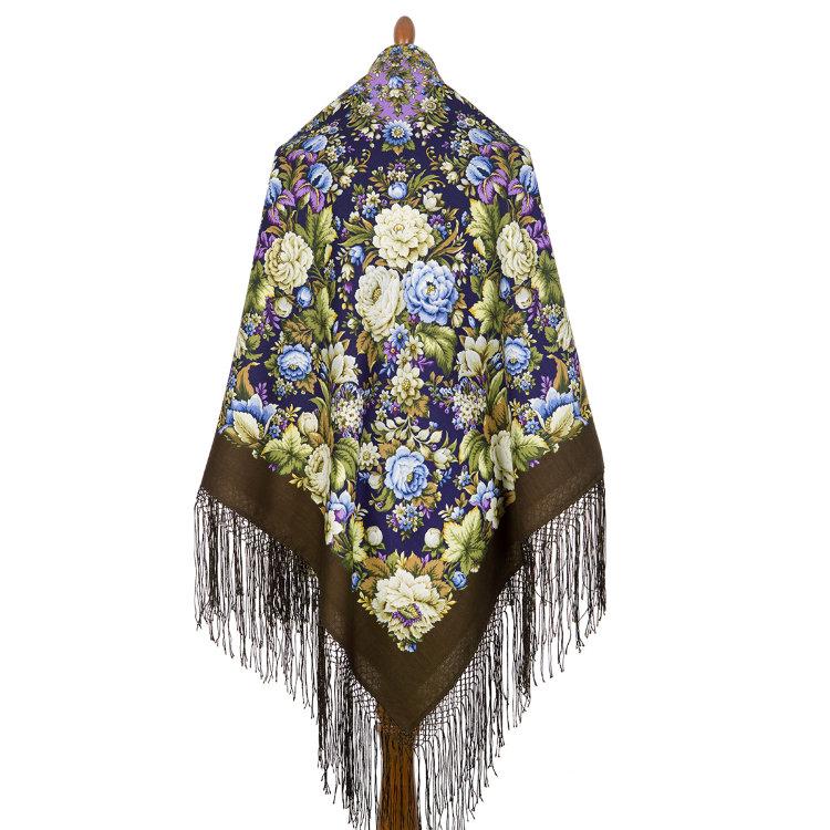 павлопосадские платки дива